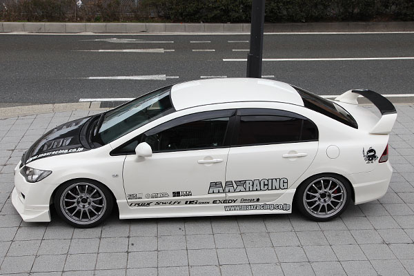 honda civic type r fd2 for merdeka millenium race pictures to pin on pinterest